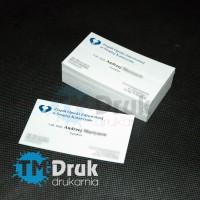 TM Druk Drukarnia producent wizytówek imiennych i firmowych