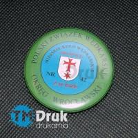 Przypinki dla Polskiego Związku Wedkarskiego