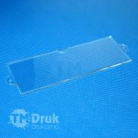 Tabliczka z wymienną treścią na zadrukowane kartki format A5 (147x210mm)